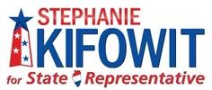 Volunteer for Stephanie Kifowit