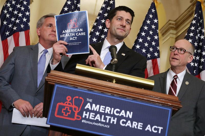 "CBO Score for the Latest GOP Health Plan: ""Devastating"""